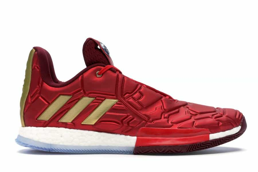 adidas Harden Vol. 3 Marvel Iron Man