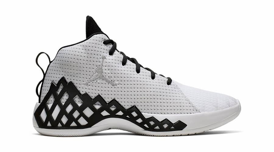 Jordan Jumpman Diamond Mid Black White