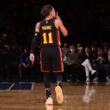 トレイ・ヤング 210524 vs Knicks