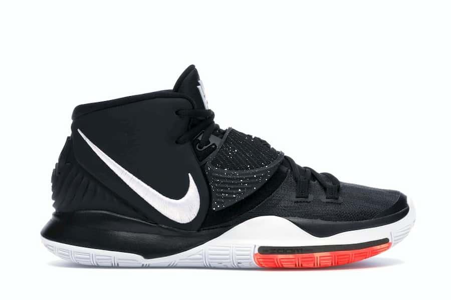 Nike Kyrie 6 Jet Black White