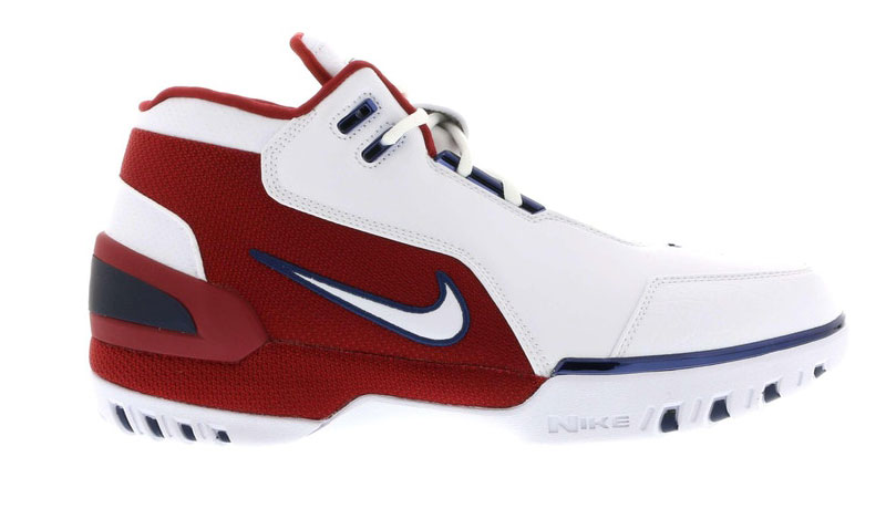 Nike Air Zoom Generation First Game (2017)
