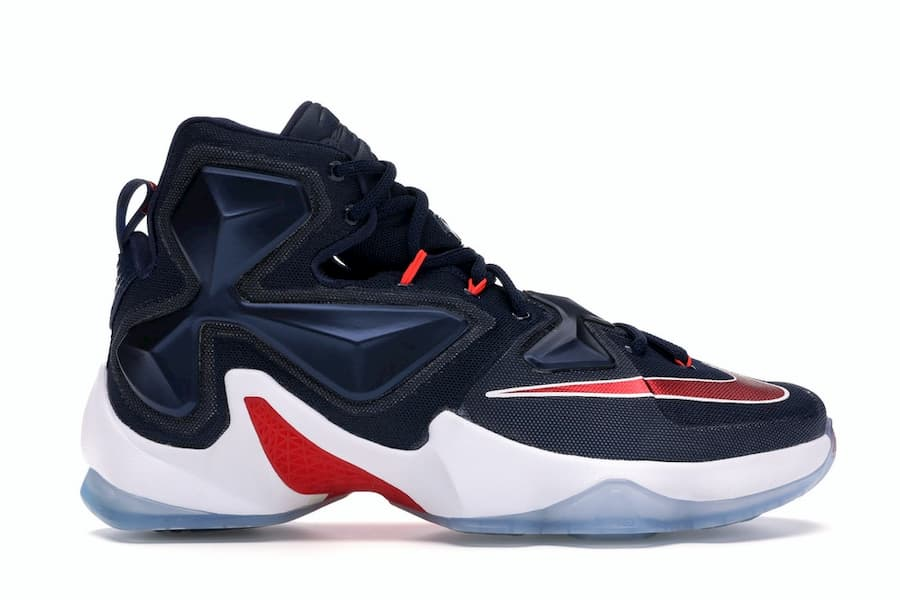 Nike LeBron 13 Midnight Navy