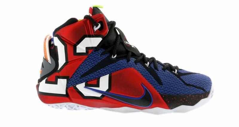 Nike Lebron 12 What the Lebron