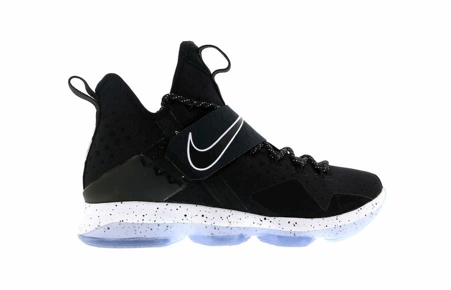 Nike LeBron 14 Black Ice