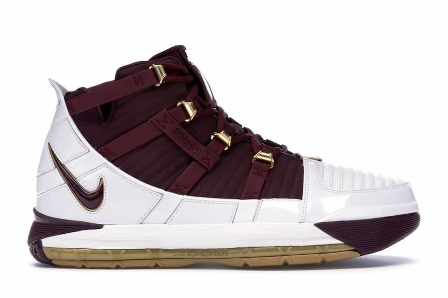 Nike LeBron 3 Christ The King (2018)