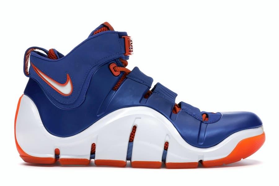 Nike LeBron 4 Birthday