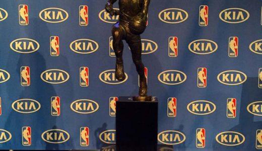 NBAのMVP(歴代)と受賞シーズンのスタッツ一覧