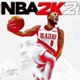 NBA 2K21 Damian lillard