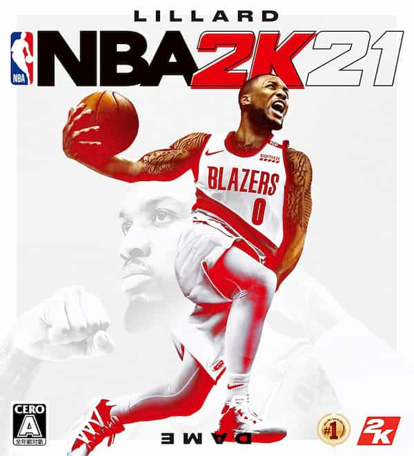 NBA 2K21 通常版(現世代機対応版)