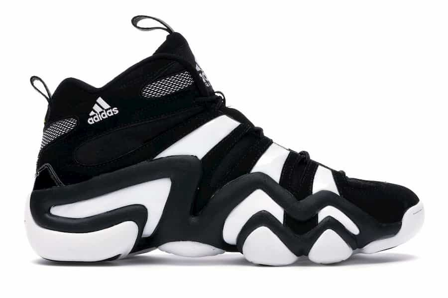 adidas Crazy 8 Black White