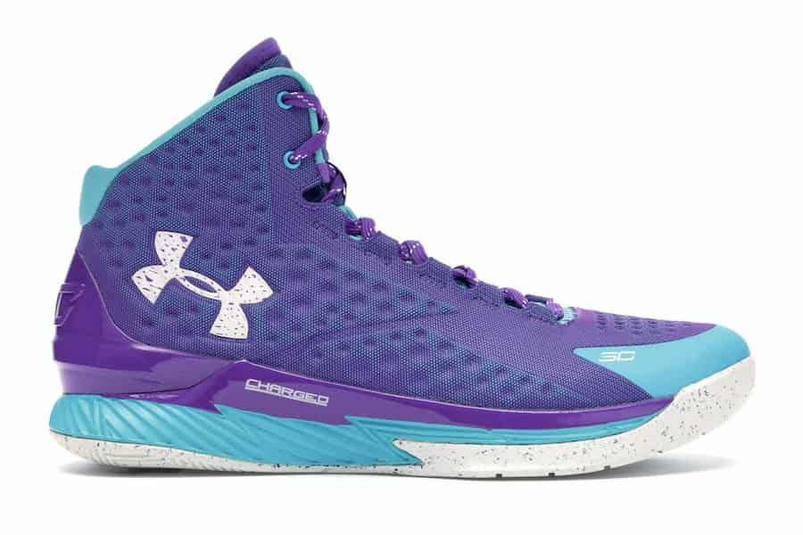 UA Curry 1 Father to Son