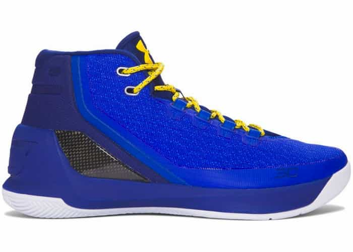 UA Curry 3 Dub Nation Heritage
