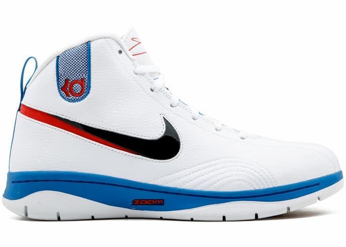 Nike KD 1 OKC Home