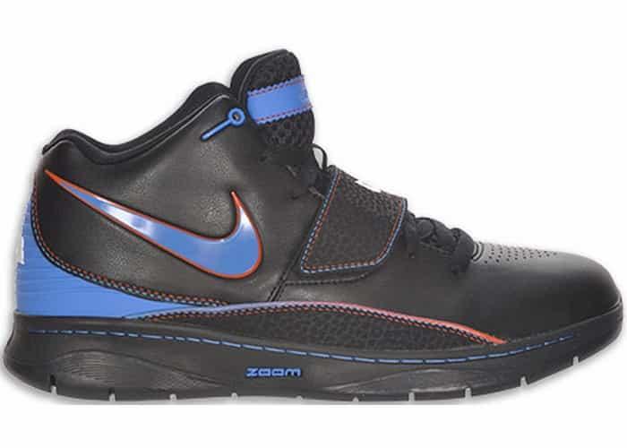Nike KD 2 OKC Away