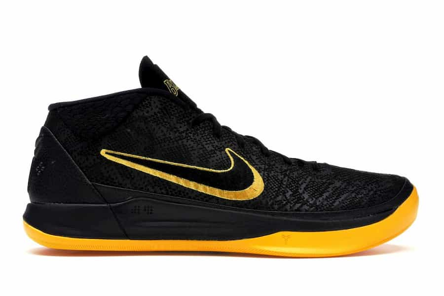 Nike Kobe A.D. Lakers Black Mamba