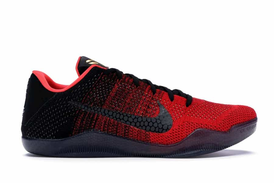 Nike Kobe 11 Elite Low Achilles Heel