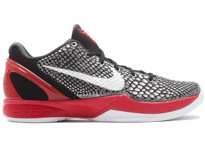 Nike Kobe 6 Bred