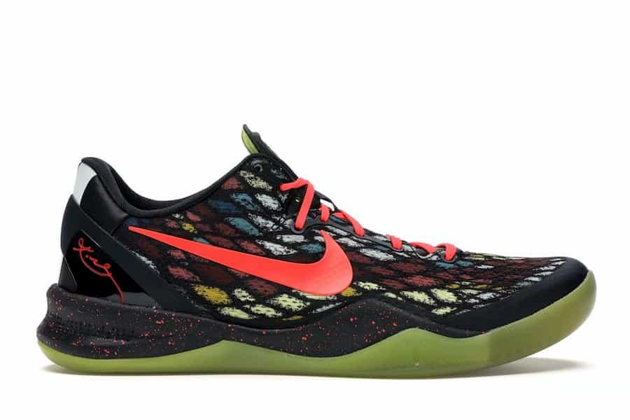Nike Kobe 8 Christmas (2012)