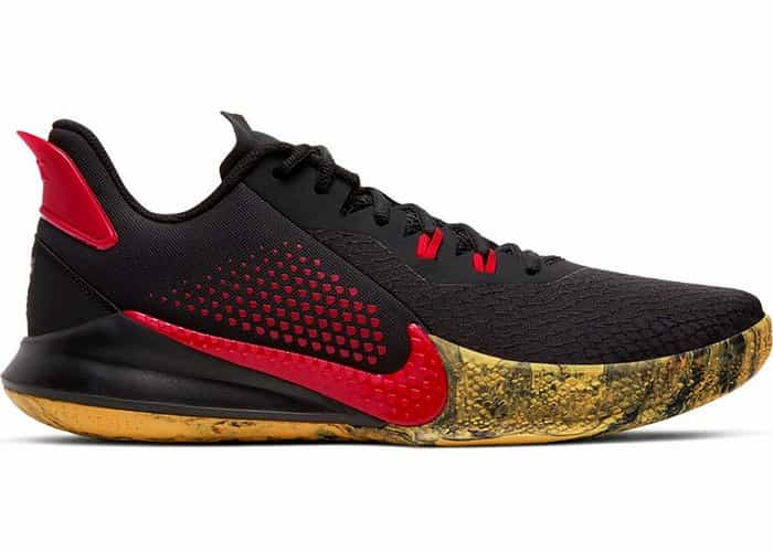 Nike Mamba Fury Alternate Bruce Lee