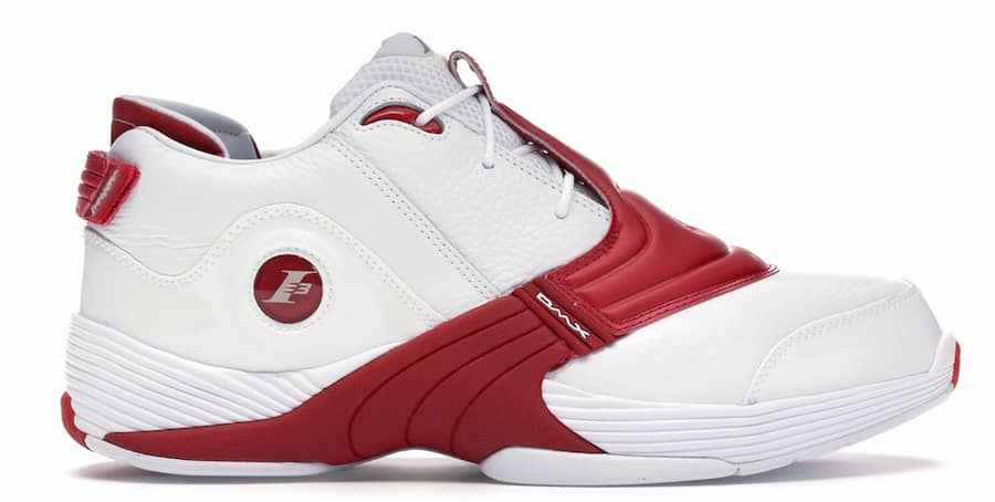 Reebok Answer 5 White Red (2019)