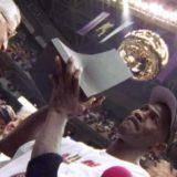 マイケル・ジョーダン NBAファイナルMVP 1998