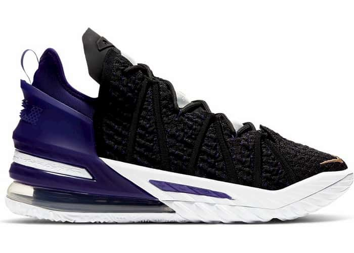 "Nike LeBron 18 ""Lakers"""