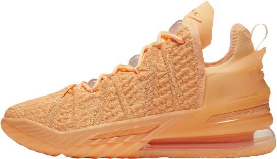 Nike Lebron  18 Melon Tint