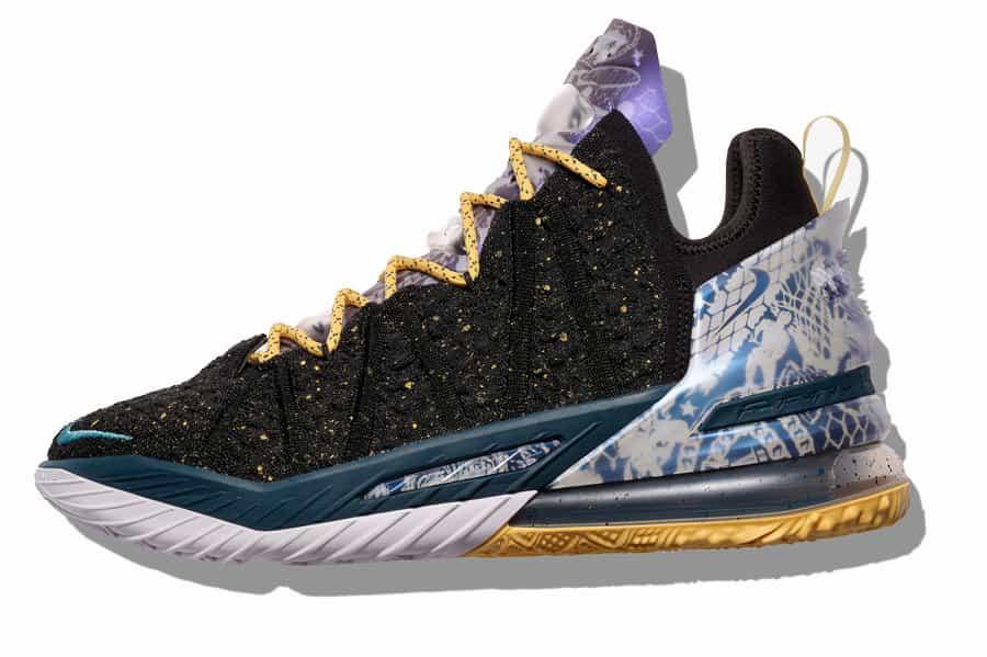 Nike Lebron 18 Reflection