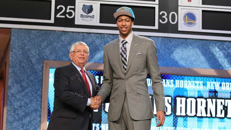 NBAドラフト2012