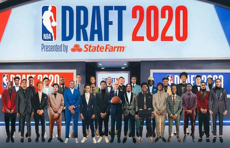 NBAドラフト2020