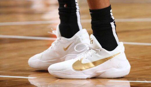 Nike Zoom Freak 2 worn by Giannis 210226